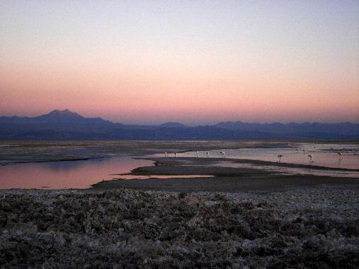 Salar de Atacama, Cile intorno al mondo