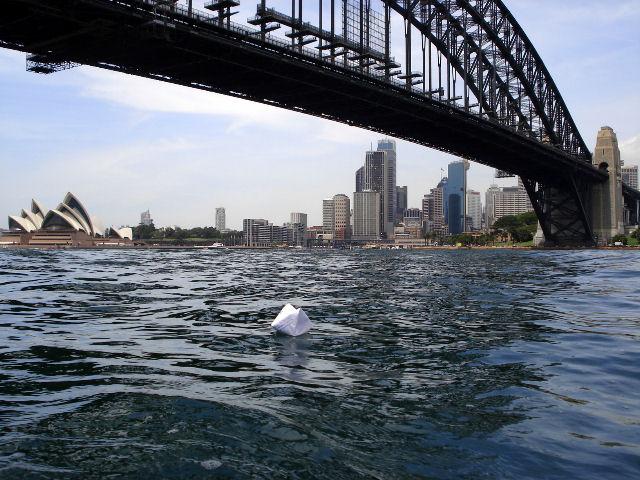 sidney australia intorno al mondo