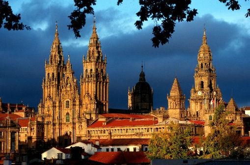 Santiago de Compostela galizia