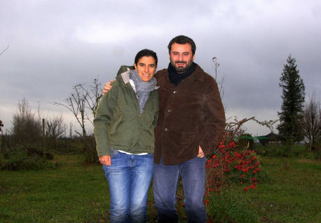 Emanuele Carissimi e Emanuela Borghi