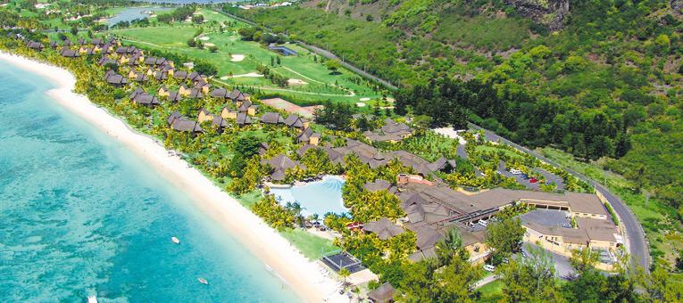 strutture alberghiere alle Mauritius