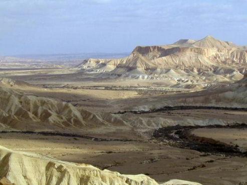 Deserto di Israele