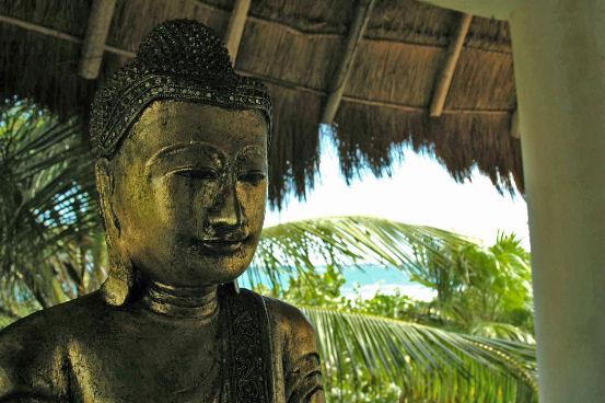 Ceromonia Maya playa del carmen
