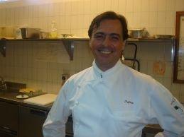 Lo Chef Stefano Fontanesi mauritius