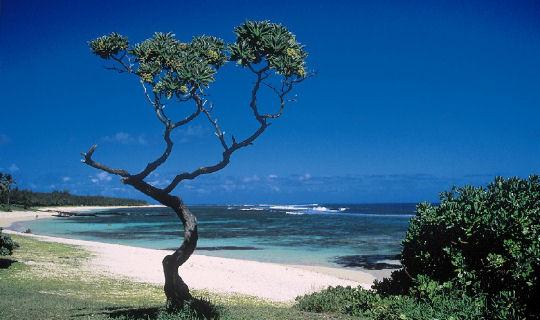 Spiagge delle Mauritius