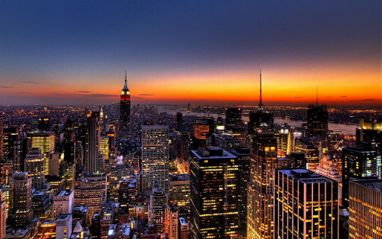 vivere a New York City