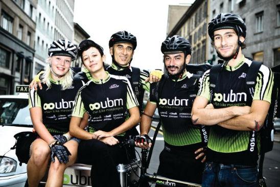 Urban Bike Messengers, Roberto Peia due ruote