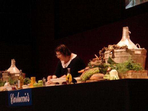 Valentina Daprile a Londra italian food