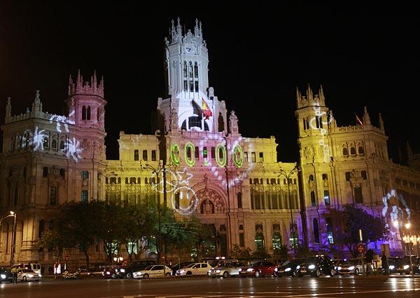lavorare a madrid Feste di Natale a Madrid