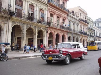 Habana Vecchia isola di cuba