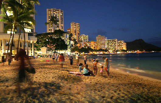 Vivere ad Honolulu