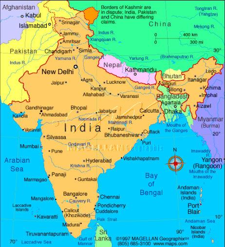 come investire in india