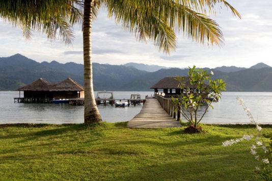 Isola di Cubadak Indonesia