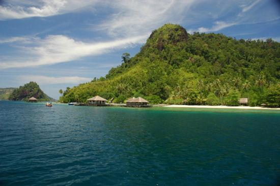 Vacanze in Indonesia cubadak