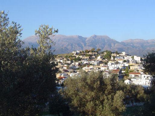 Kamilari CRETA Grecia