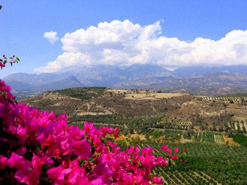 Kamilari Grecia