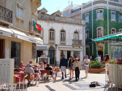 Vivere a Lagos, Portogallo