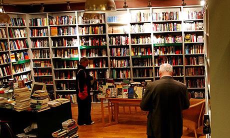 Lavorare in libreria normalità