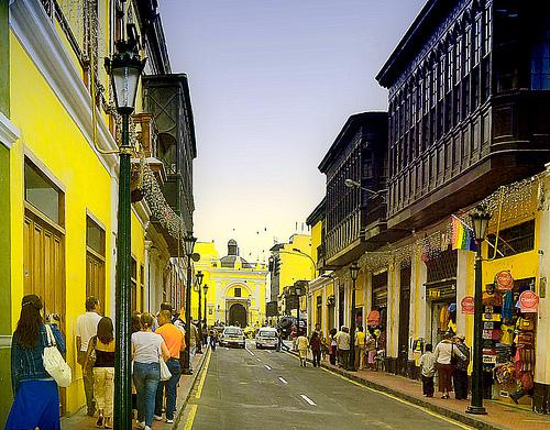 Vivere a Lima in Perù