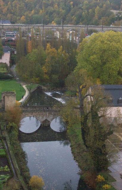 Abitare in Lussemburgo