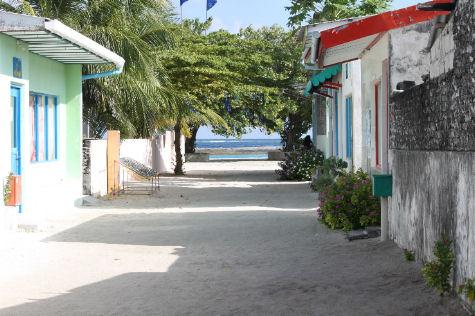 Come si vive alle Maldive
