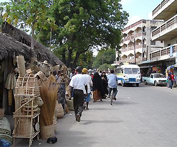 Vivere a Malindi, Kenya