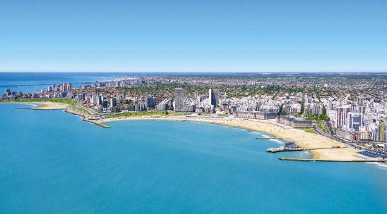 La vita a Mar del Plata, Argentina