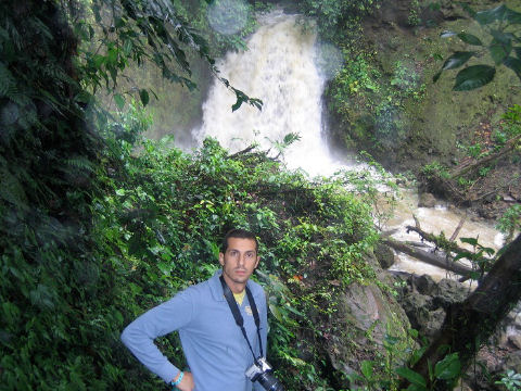 Vivere in Costarica, Marcello Allegra
