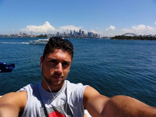 Matteo Margiotta a Sidney  una città a misura d'uomo
