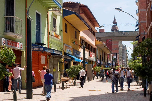 Vivere a Medellin, Colombia pizzerie