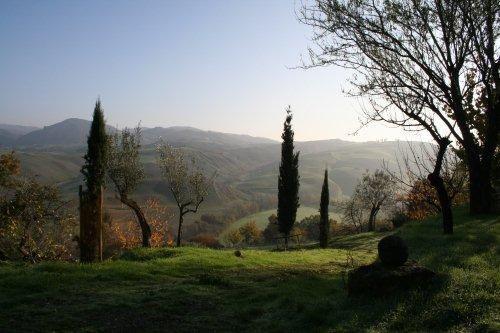 Laura Polidori, Agrimonia, Volterra Toscana vivere in campagna