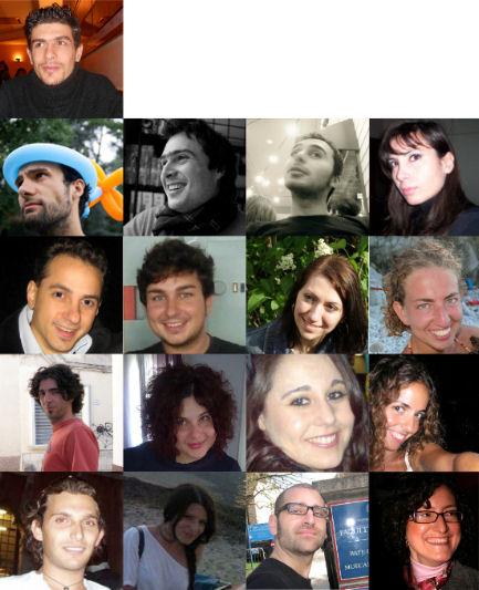 Il team di Goodbye Italia progetto
