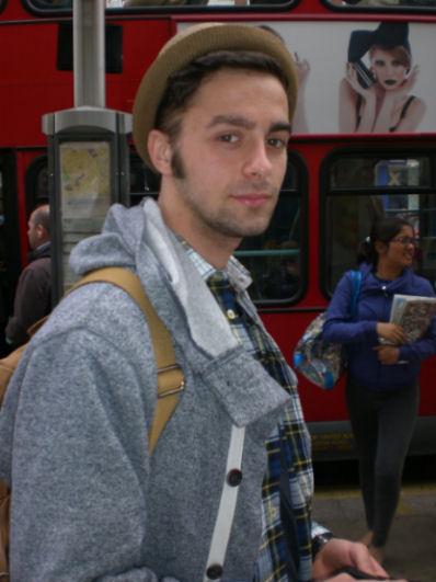 Cambio Vita a 19 anni, Davide Riva