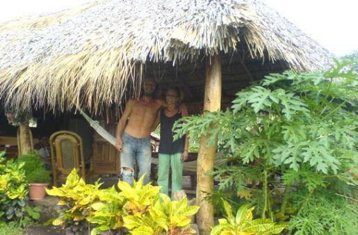 Vivere in Nicaragua fattoria
