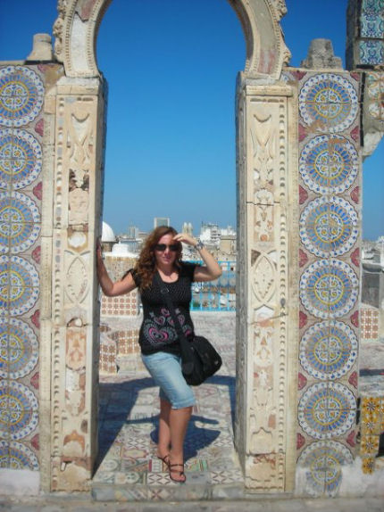 Manuelita Scigliano tunisia