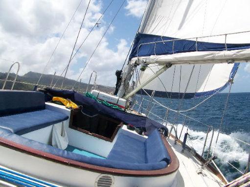Vacanze in barca in Martinica