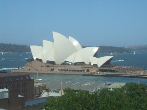Nadia Nonnis a Sydney, Australia