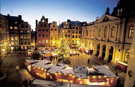 Natale in Svezia  vivere in Svezia