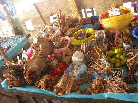 Nosy Be Mercato, Madagascar