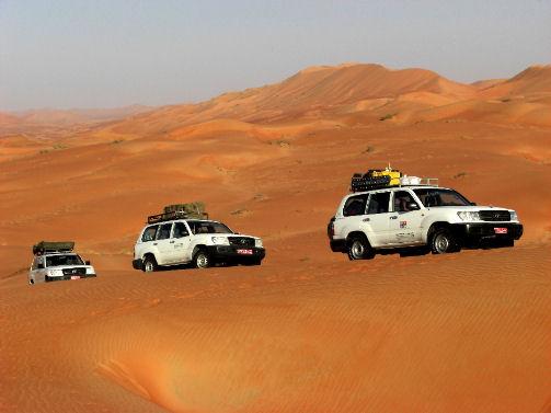 Vivere e lavorare in Oman