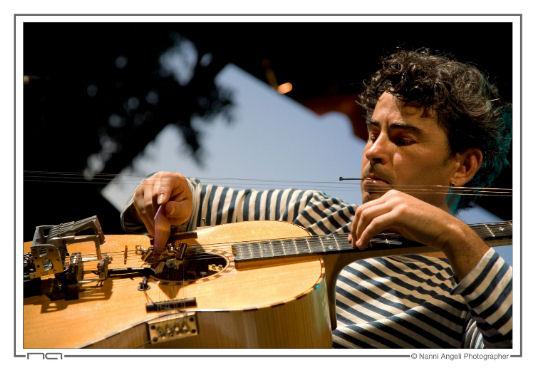 Paolo Angeli compositore