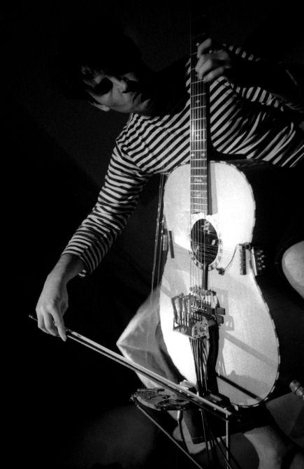 PAOLO ANGELI: chitarrista e compositore