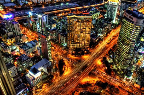 Abitare a Seoul, Corea del Sud corea