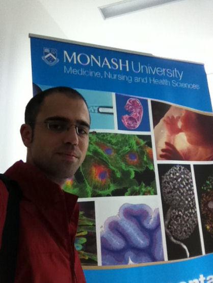 Francesco Elia, Australia  ricerca