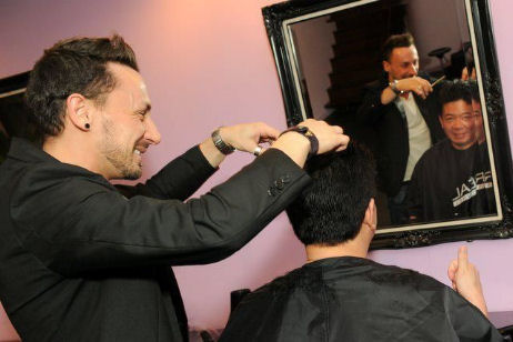 Mauro Bartolini Pagnini, hair stylist