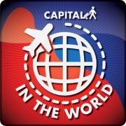 Logo Capital in the World