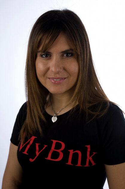 Lily Lapenna fondatrice di MyBnk ong