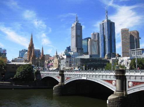 Fare Ricerca a Melbourne, Australia  ricerca