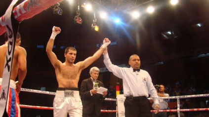 Floriano Pagliara, boxeur  brooklyn