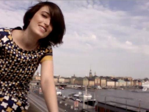 Elena Lombardi, vivere a Stoccolma